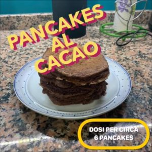 La sfida dei pancake